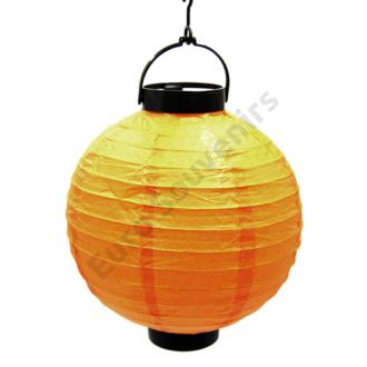 LAMPION LEDES 1/200 7 SZÍN 20 CM