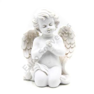 ANGYAL IMÁDKOZÓ fehér 1/60 16x12 cm.
