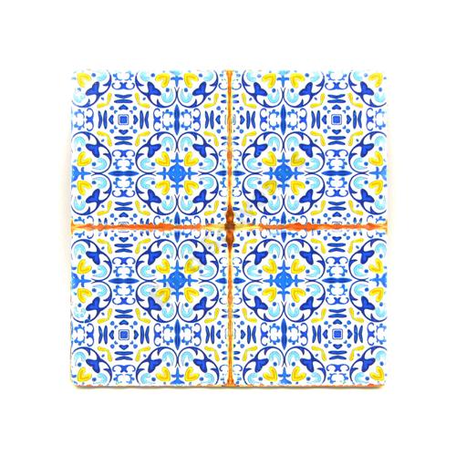 ALÁTÉT SZÍNES 1/60 4 FÉLE 16x16 cm